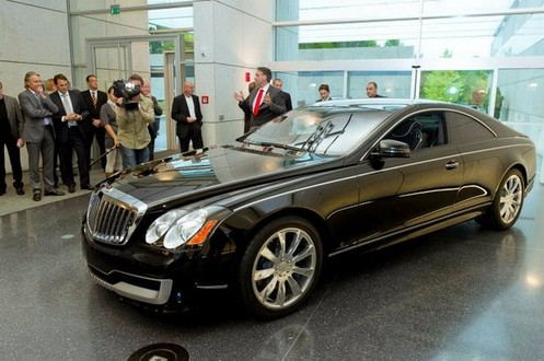 first xenatec maybach coupe on sale. Black Bedroom Furniture Sets. Home Design Ideas