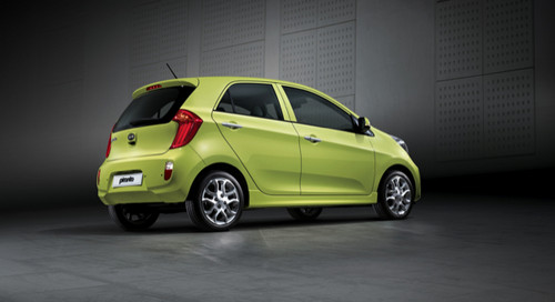 kia picanto 2011 pictures. 2012 Kia Picanto Revealed 2011
