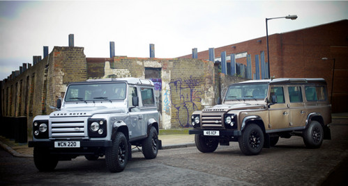 2011 Land Rover Defender X Tech Limited Edition. Land Rover Defender X Tech