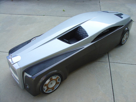 Westerlund Rolls Royce Apparition Concept appaition 1