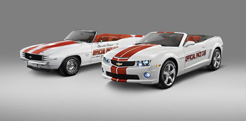 2011 Camaro SS Convertible Indy 500 Pace Car camaro ss indy pace 2