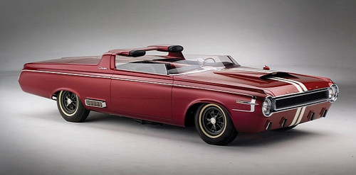 1964 Dodge Charger Concept Up For Grabs dodge charger concept 1