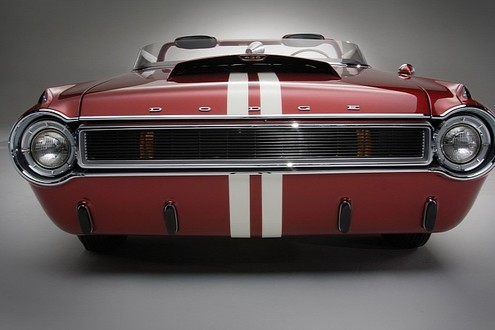 1964 Dodge Charger Concept Up For Grabs dodge charger concept 3