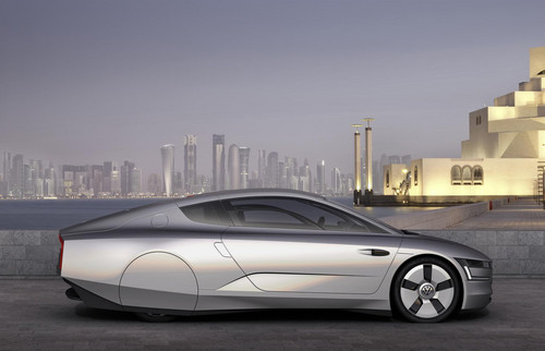 Volkswagen XL1 Will Be Produced In Limited Numbers vw xl1 2