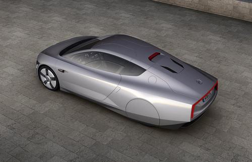 Volkswagen XL1 Concept Revealed In Qatar vw xl1 3