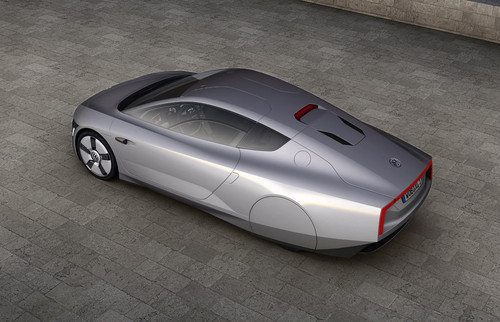 Volkswagen Xl1 Concept. Volkswagen XL1 Concept