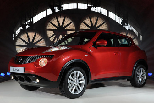 The Juke scored an 87 per cent adult protection rating and 81 per cent for ...