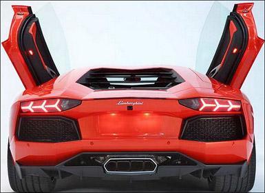 Lamborghini Aventador LP700 4: New Leaked Pictures  aventa 1