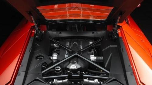 Lamborghini Aventador LP700 4: New Leaked Pictures  aventa 4