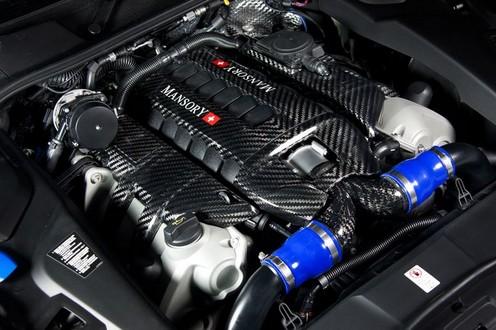 Mansory Porsche Cayenne For Geneva Motor Show