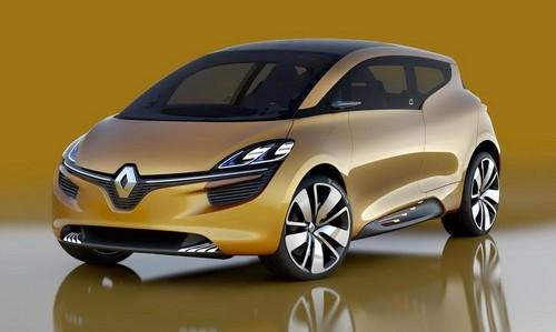 Renault R-Space показался до релиза