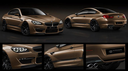 Prior Design 2012 BMW 6 Series