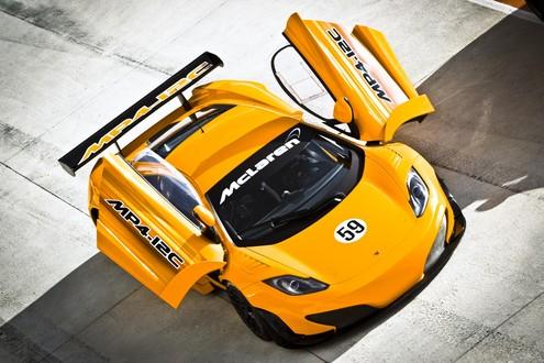2011 McLaren MP4-12C GT3 New