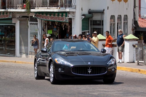 photo of Robert De Niro Maserati-GranTurismo - car