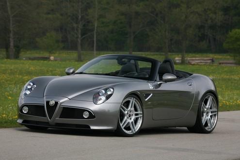 Alfa romeo gtv v6 supercharger
