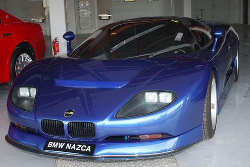 Italdesign BMW Nazca Up For Sale