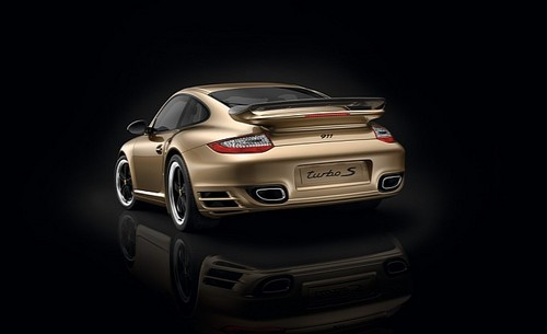 Porsche 911 Turbo S China 10th Anniversary Edition porsche 911 turbo s china 3