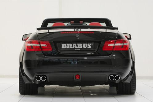 Brabus Mercedes E V12 800 Cabriolet BRABUS 800 E V12 Cabriolet 4