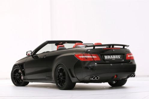Brabus Mercedes E V12 800 Cabriolet BRABUS 800 E V12 Cabriolet 5