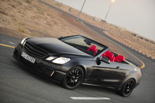 Brabus Mercedes E V12 800 Cabriolet BRABUS 800 E V12 Cabriolet 6