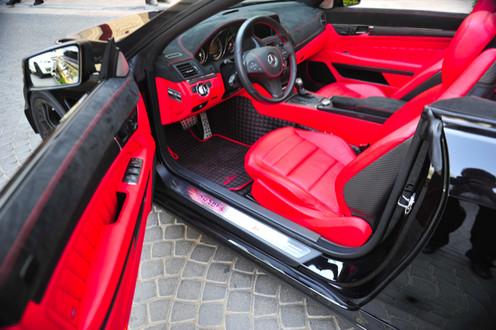 Brabus Mercedes E V12 800 Cabriolet BRABUS 800 E V12 Cabriolet 8