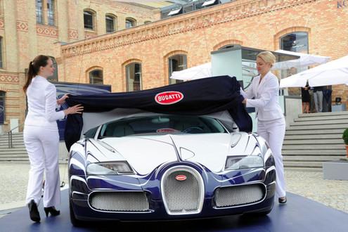 Bugatti Veyron Grand Sport L'Or Blanc Bugatti Veyron Grand Sport LOR 2
