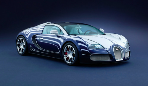 Bugatti Veyron Grand Sport L'Or Blanc Bugatti Veyron Grand Sport LOR 3