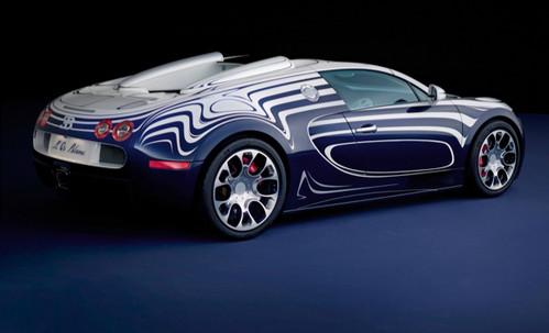 Bugatti Veyron Grand Sport L'Or Blanc Bugatti Veyron Grand Sport LOR 5