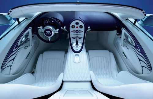 Bugatti Veyron Grand Sport L'Or Blanc Bugatti Veyron Grand Sport LOR 8