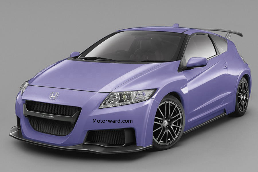 honda cr z mugen rr concept rendered. Black Bedroom Furniture Sets. Home Design Ideas