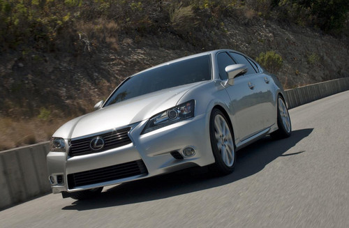 2012 Lexus GS Official 1 at 2012 Lexus GS Officially Unveiled [Video]