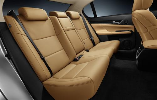 2012 Lexus GS Official 12 at 2012 Lexus GS Officially Unveiled [Video]