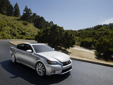 2012 Lexus GS Official 2 at 2012 Lexus GS Officially Unveiled [Video]
