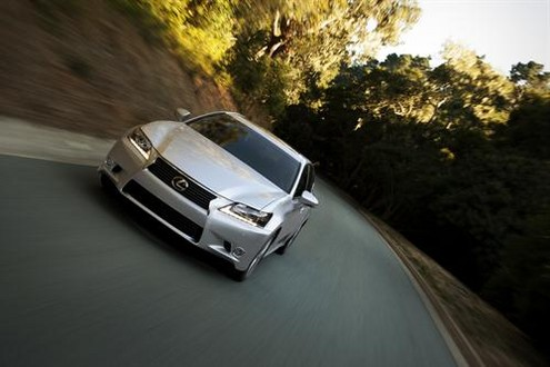 2012 Lexus GS Official 3 at 2012 Lexus GS Officially Unveiled [Video]