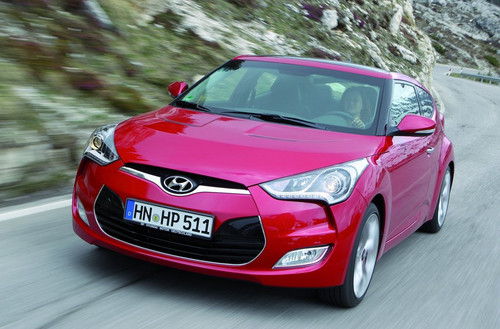 2012 Hyundai Veloster Pricing Announced