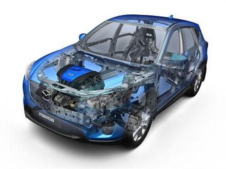 2012 Mazda Cx 5 4
