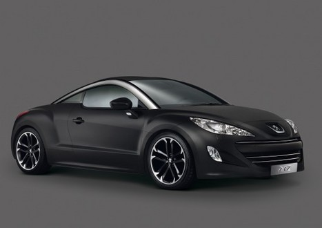 peugeot rcz asphalt diesel. Black Bedroom Furniture Sets. Home Design Ideas