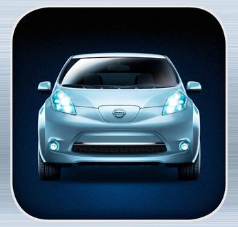 Nissan Leaf Gets Android Blackberry Apps