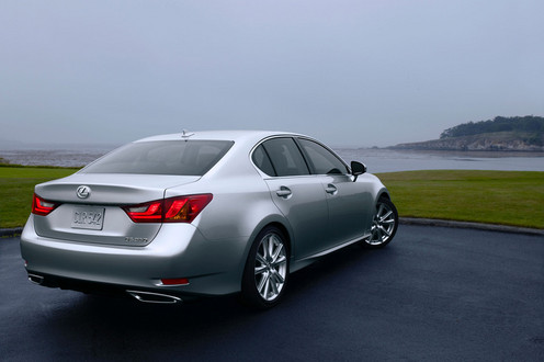 lexi at 2012 Lexus GS Officially Unveiled [Video]