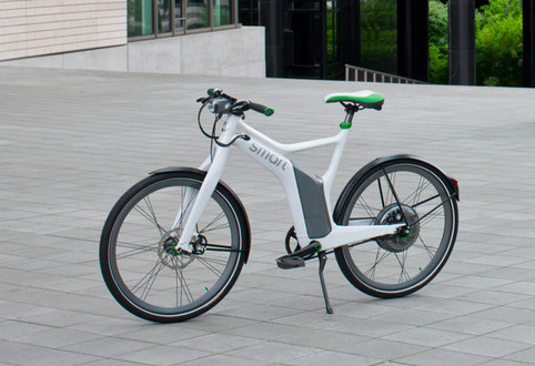 smart bike 1 at smart ebike Going Into Production