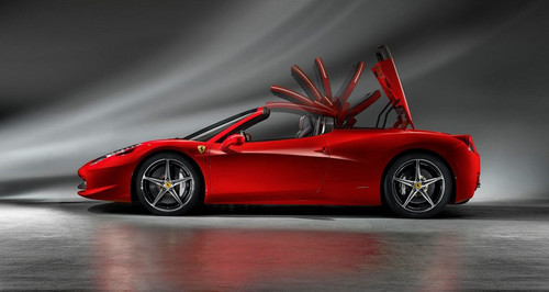 How Much is a Ferrari 458 Spider