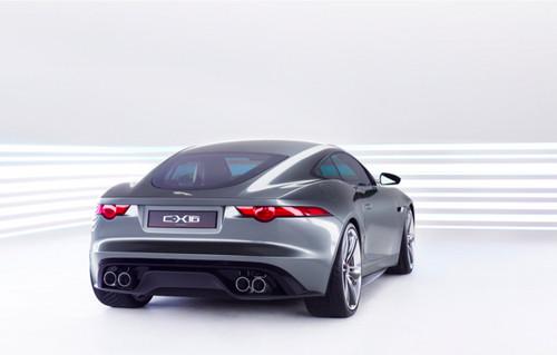 2011 Jaguar C-X16, Jaguar C-X16 Concept