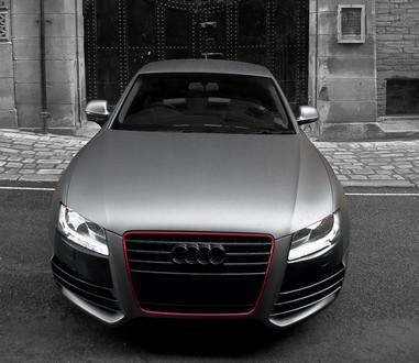 Project Kahn Audi A5 Coupe Matt Pearl Grey