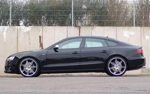 Audi s5 Sportback Body Kit Tuning Audi s5 Sportback