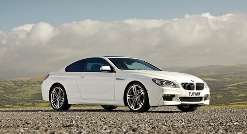 2012 BMW 640d Coupe M Sport  Video