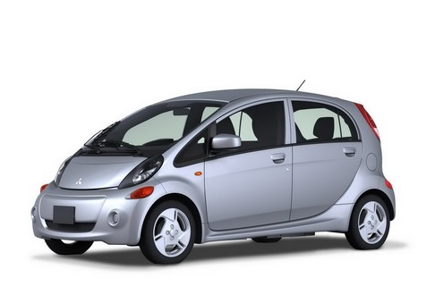Mitsubishi i MiEV US spec 1 at US Spec Mitsubishi i MiEV Production Begins