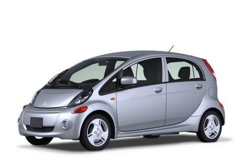 Mitsubishi i MiEV US spec 1 at US Spec Mitsubishi i MiEV Production Begins