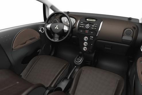 Mitsubishi i MiEV US spec 3 at US Spec Mitsubishi i MiEV Production Begins