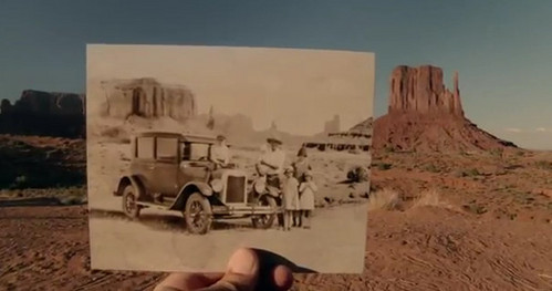 chevy then now at Chevrolet Centennial TV Spot   Then & Now