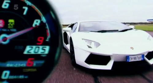 needell aventa at Lamborghini Aventador Review by Tiff Needell